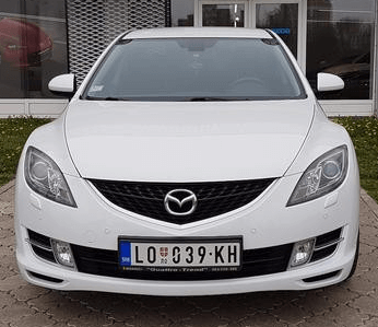 Mazda 6 2,0 I TE Plus 2009